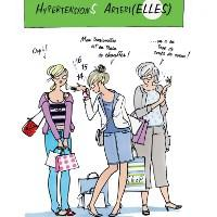 L'hypertension est à surveiller chez les femmes (pilule..