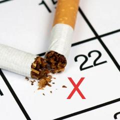 Les préparations aidant à cesser de fumer