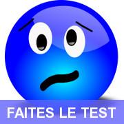 Quel est votre niveau de stress? FAITES LE TEST