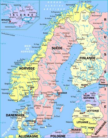 états les plus peuples du monde