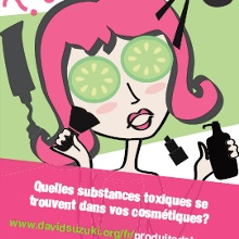 12 substances dangereuses à éviter dans les cosmétiques et produits d'hygiène